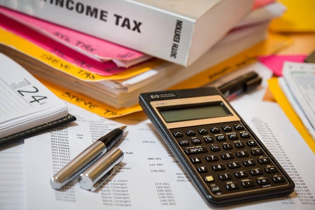 calculator income tax