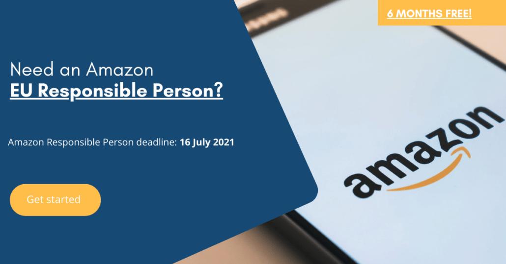 EU Amazon Responsible Person   Amazon News